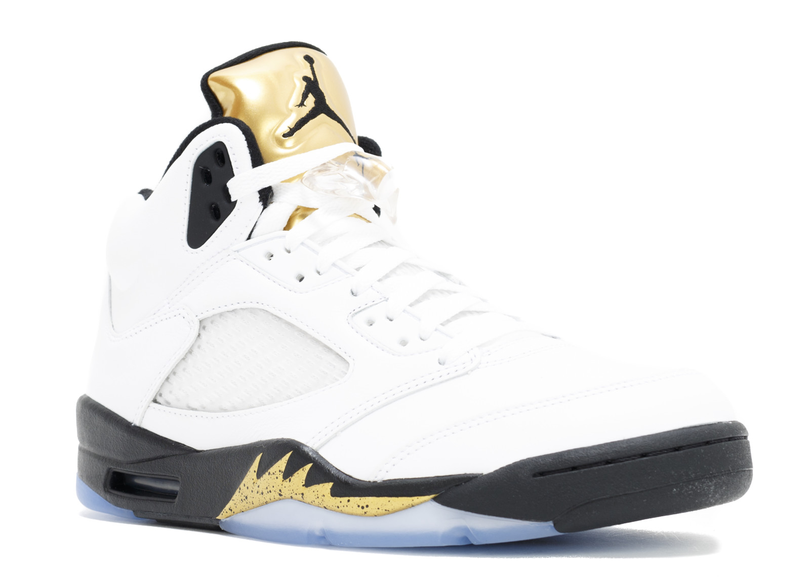 a0db8528b1daea Air Jordan - Men - Air Jordan 5 Retro  Olympic Gold  - 136027-133 - Size 13