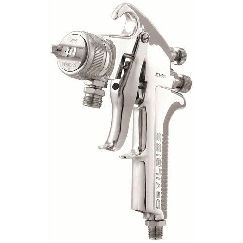 DeVilbiss JGA50477714 JGA 1.4mm Pressure Feed Spray Gun (Gun Only)