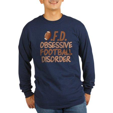 2d0685790f CafePress - CafePress - Funny Football - Long Sleeve Dark T-Shirt -  Walmart.com