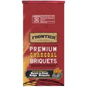 Frontier 192-330-021 15.4 lbs Charcoal Briquets