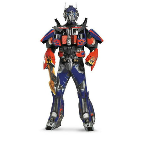 Optimus Prime Rental Quality - Professional Costume Rental