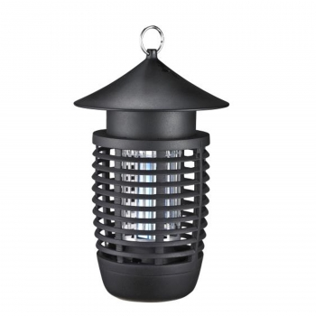 Waterproof Bug Zapper, Indoor Outdoor Electric Plug-in Pest Control, Chemical-Free Insect Killer by Serene Life
