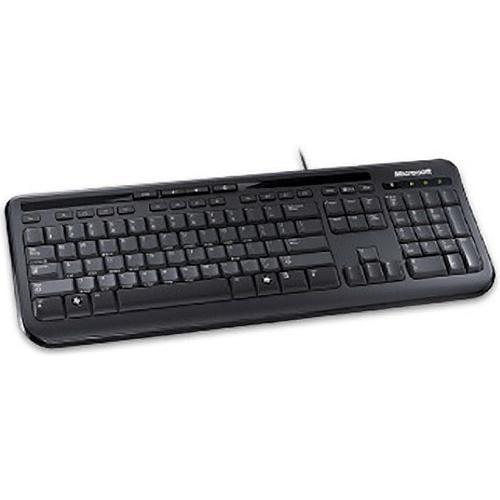 Microsoft Wired Keyboard 600 (20-Pack) Keyboard