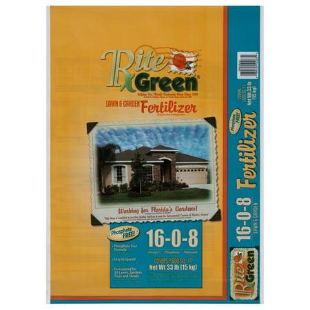 Rite Green 16 0 8 Fertilizer Walmart Com