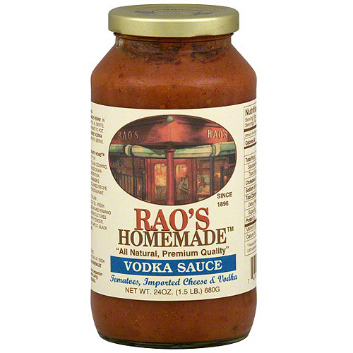 Rao's Homemade Vodka Sauce, 24 oz (Pack of 6)