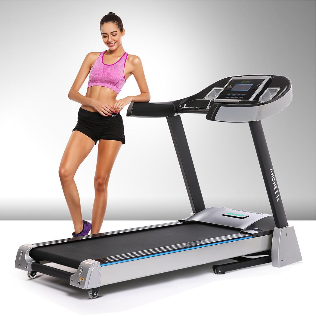 Treadmill 800 Electric Folding Treadmill Health Fitness T...