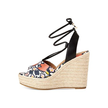 47e312268c0 Coach - Womens Dana Open Toe Casual Espadrille Sandals - Walmart.com