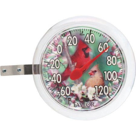 Taylor Precision Outdoor Thermometer 5632](Goal Thermometer)