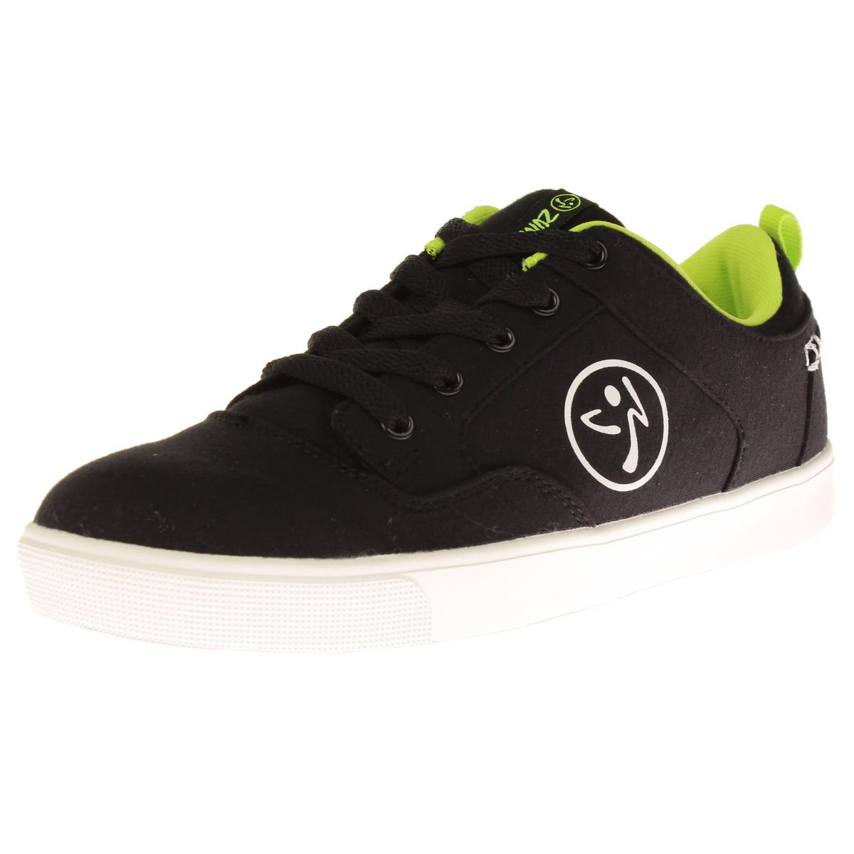 Zumba Womens Street Bold Low Top Lace Up Dance Shoes