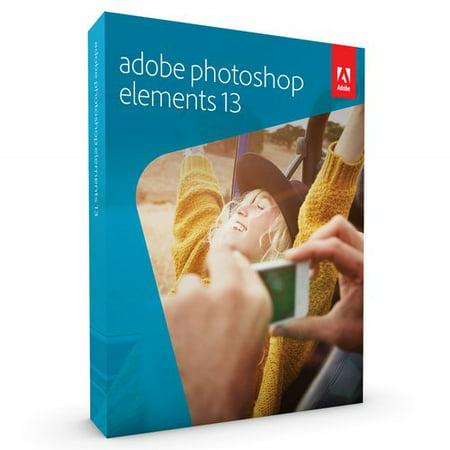 Adobe Photoshop Elements 13 Full Retail Version Windows And Mac Macintosh Os