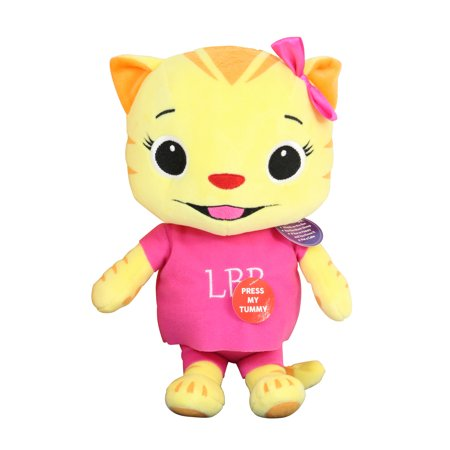 "Little Baby Bum Musical Kitten, 11"" Soft Stuffed Plush"