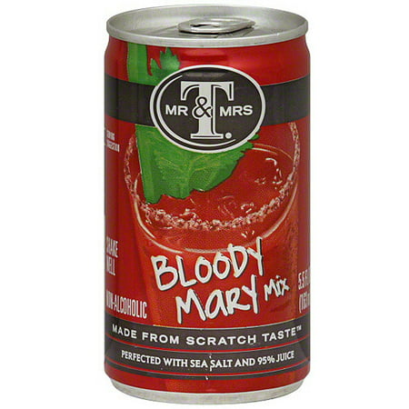 Mr   Mrs T Bloody Mary Drink Mix  5 5 Oz  Pack Of 24