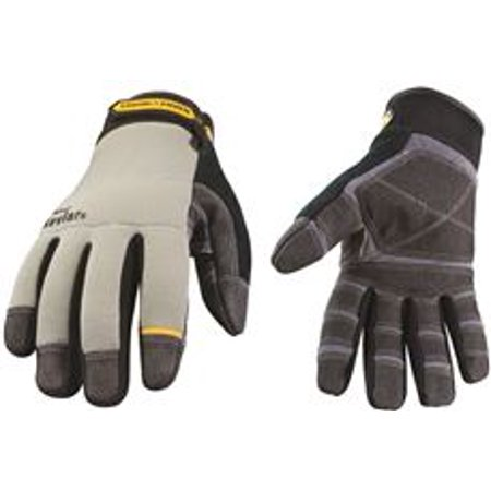 Kevlar Knit Shell Glove - General Utility Gloves Lined With Kevlar Medium
