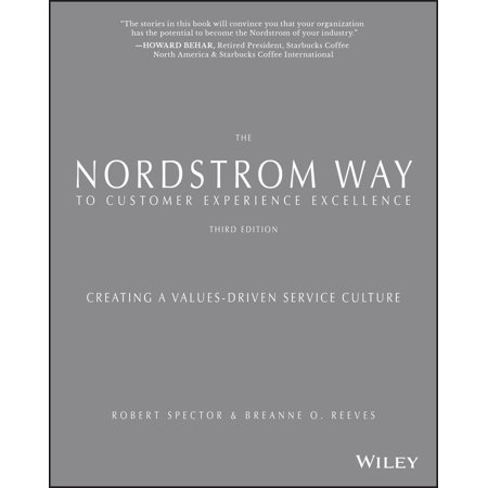 The Nordstrom Way to Customer Experience Excellence (Other) - Walmart Custome