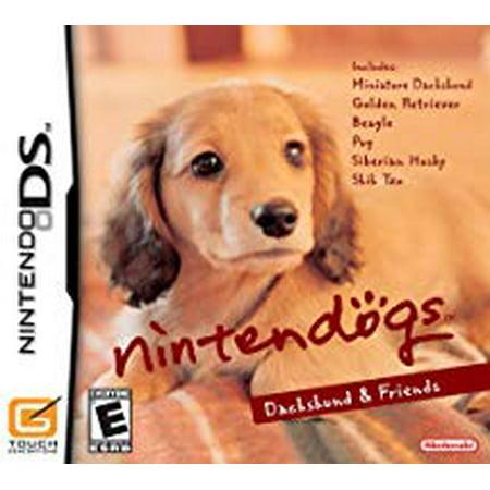 Nintendogs Dachshund and Friends - Nintendo Ds (Refurbished)
