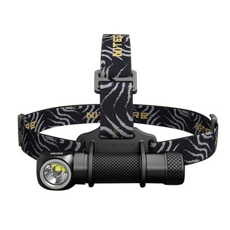 Intensity Headlamp - Nitecore HC33 Cree XHP35 High Intensity Headlamp - 1800 Lumen