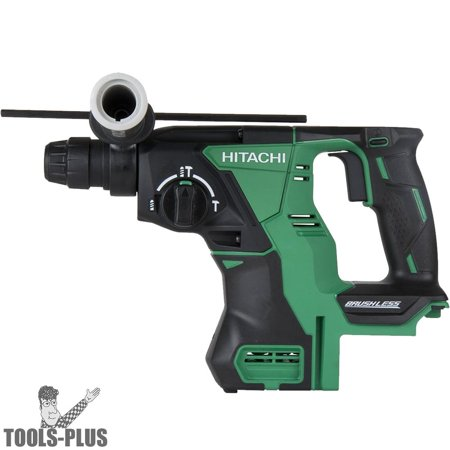 Hitachi DH18DBLP4 18V Brushless SDS+ Rotary Hammer (Bare Tool)