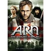 Arn, The Knight Templar: The Complete Series (DVD)