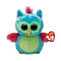 1b3d59f5305 Product Image TY Beanie Boos - Opal - Owl (Justice Exclusive) (Glitter Eyes)  Small