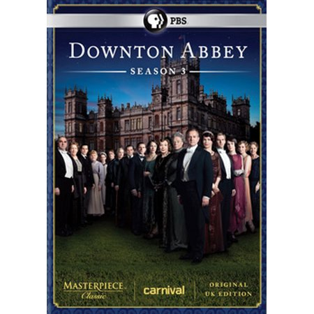 Downton Abbey: Season 3 (DVD) - Downton Abbey Grantham