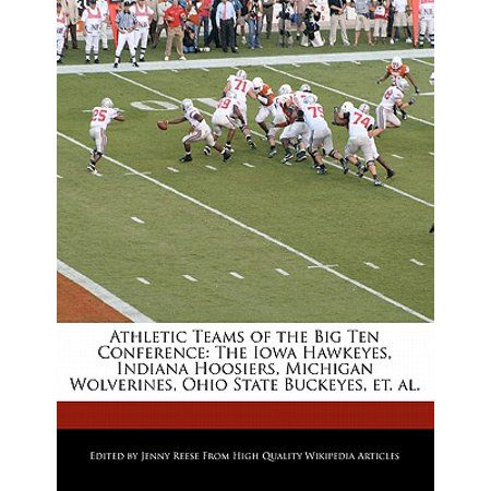 b9a326d95 Athletic Teams of the Big Ten Conference   The Iowa Hawkeyes ...