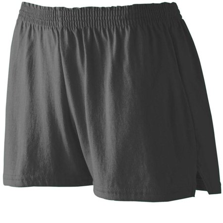 GIRLS TRIM FIT JERSEY - Girls Jersey Short