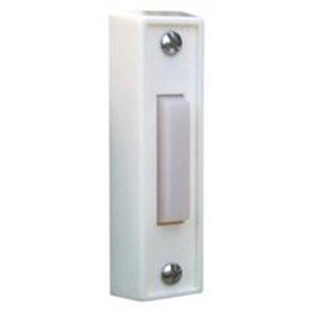 Morris Products 78232 Plastic Pushbuttons White Lit - image 1 of 1