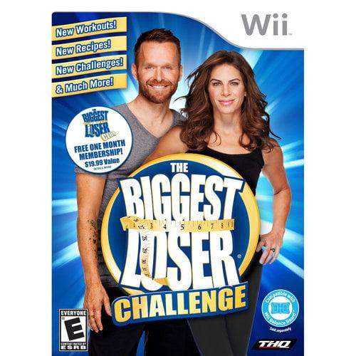 Biggest Loser Challenge (Wii) by Blitz Games