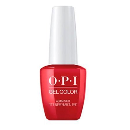 OPI Gel Color, LOVE XOXO 2017 Holiday Collection,Adam Said