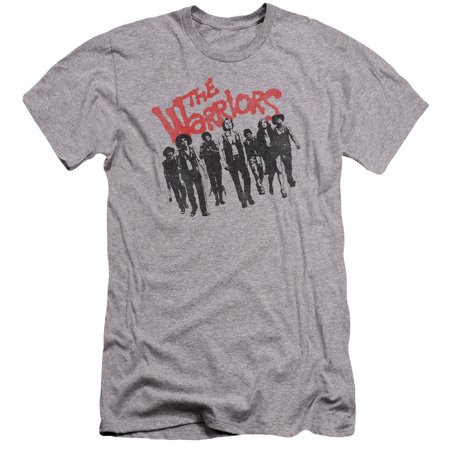 Warriors The Gang Mens Premium Slim Fit