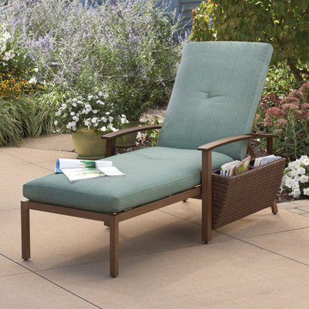 Canopy chaise loung for Chaise lounge at walmart