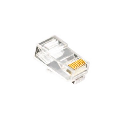 VCOM NM005-RJ45 8P8C (SENIOR OR MIDDLE) CAT5e RJ-45 UTP 8P8C
