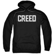 Creed Cracked Logo Mens Pullover Hoodie
