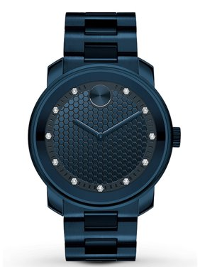 Movado Men's Bold Large Diamond Analog Quartz 42mm Watches
