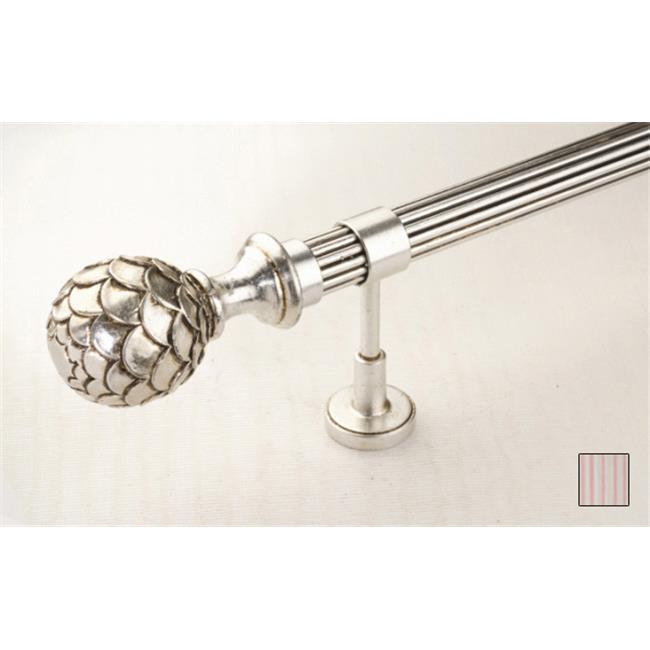 WinarT USA 8. 1085. 30. 34. 200 Palas 1085 Curtain Rod Set - 1. 25 inch - 78 inch