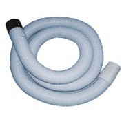 "3"" x 12 Heavy Duty Dust Hose with Swivel Connector"