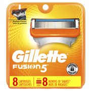 Gillette Fusion5 Mens Razor Blade Refill Cartridges, 12 ct