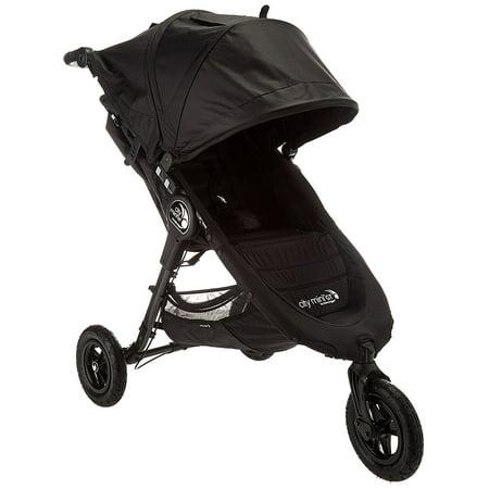 Baby Jogger City Mini Gt Single Stroller Black Walmart Com