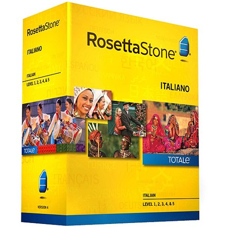 Rosetta Stone Italian Version  4  Level 1 5