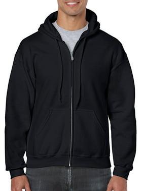 cf4942a864eb Product Image Gildan Men's Full Zip Hooded Sweatshirt