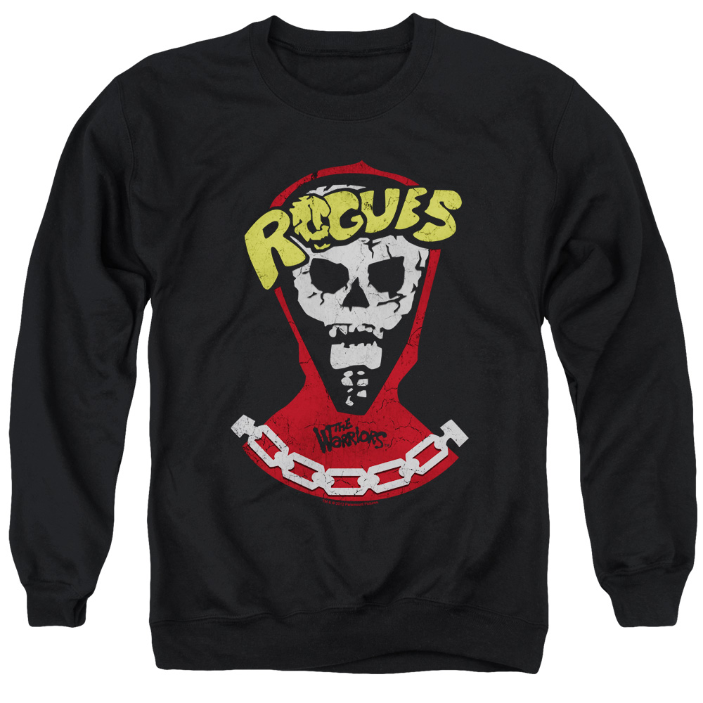 Warriors The Rogues Mens Crewneck Sweatshirt
