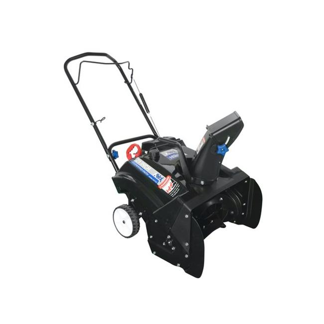 Image of AAVIX AGT1424 24-Inch 208CC 2-Stage Electric Start Self-Propelled snow blower