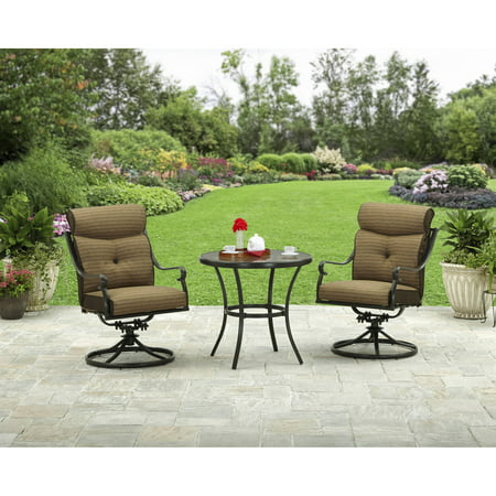 Better Homes and Gardens Bailey Ridge 3-Piece Outdoor Bistro Set