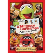 A Muppets Christmas: Letters to Santa by DISNEY/BUENA VISTA HOME VIDEO