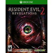 Resident Evil: Revelations 2, Capcom, Xbox One