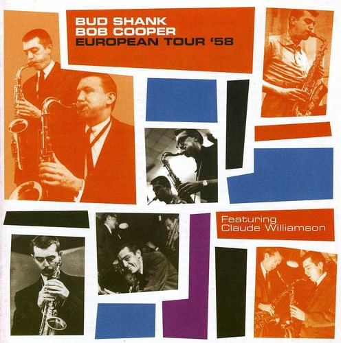 Shank/Cooper - European Tour 58 [CD]