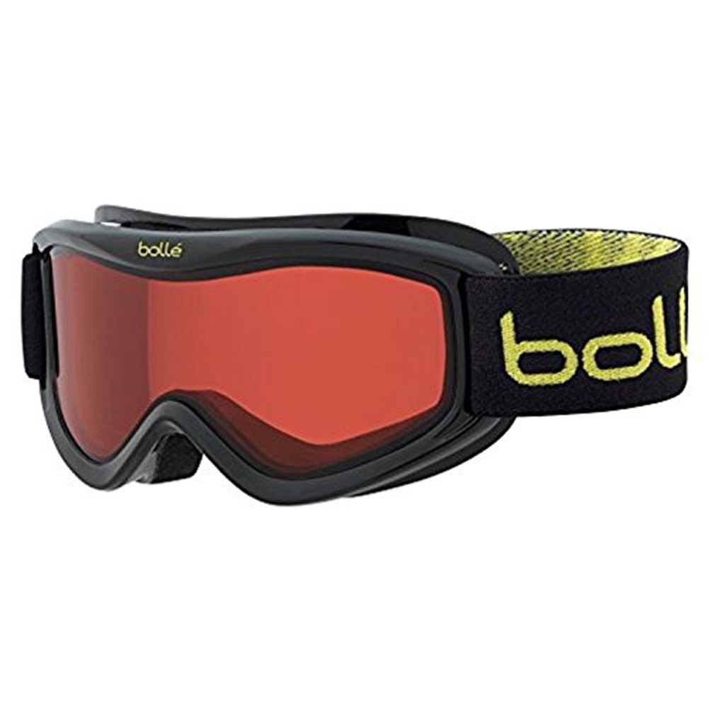 Bolle Winter Amp Black Caribou Vermillion 21578 Ski Goggles AF Double Lens by Bolle