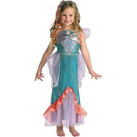 Disney Princess Deluxe Ariel Child Halloween Costume