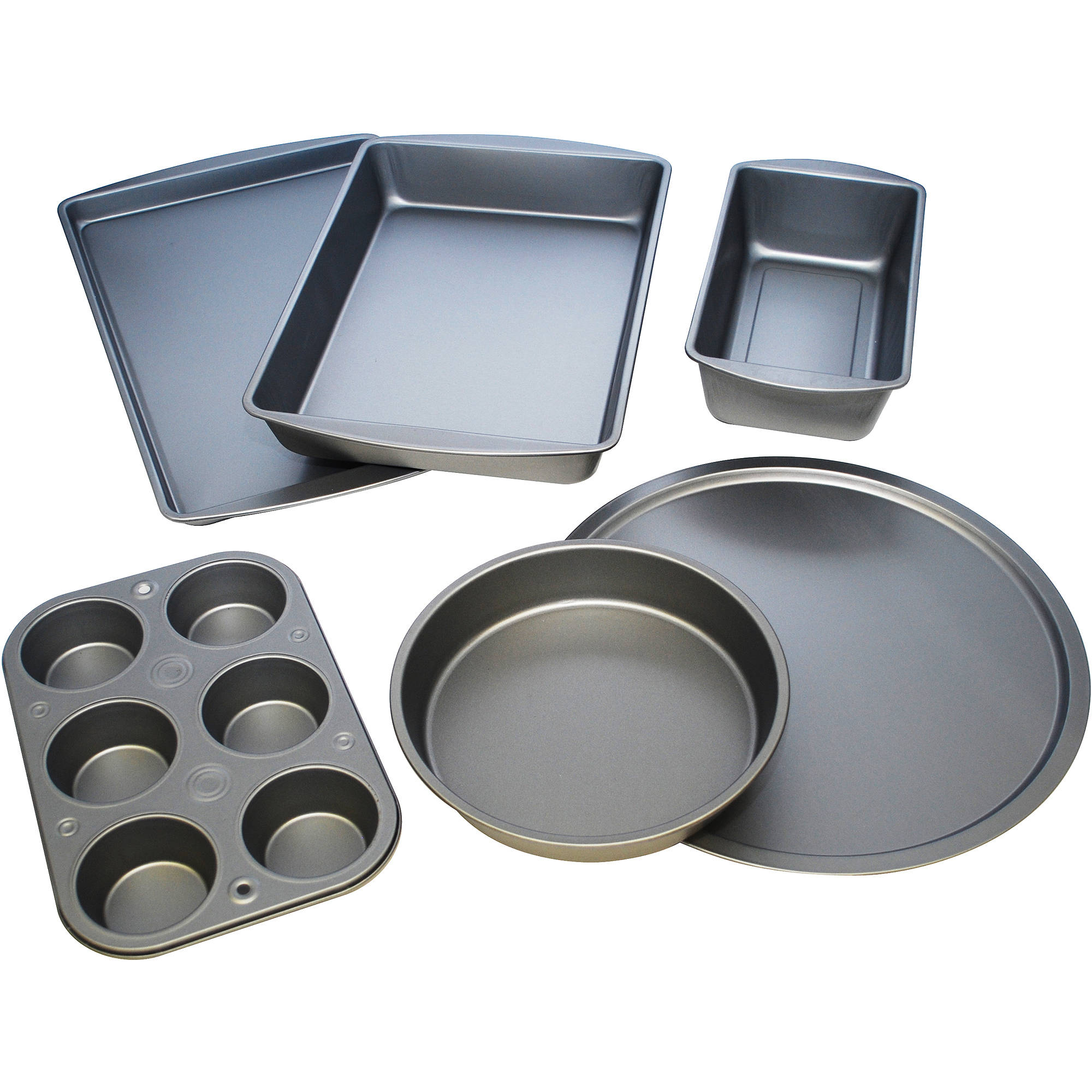 G & S Metal Products Co., Inc. Generic Baker Eze 6 - piece Non - stick Bakeware Set