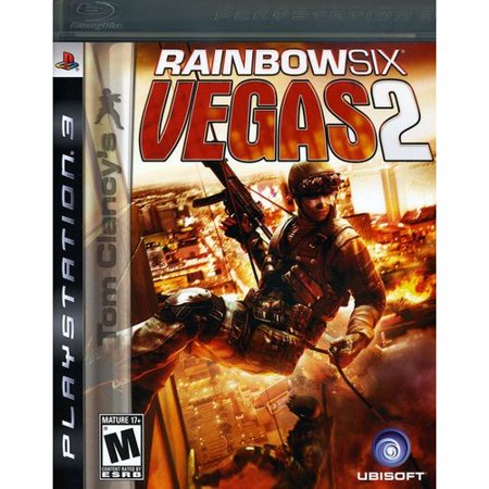 Tom Clancy's Rainbow Six Vegas 2 (PS3) (Tom Clancys Rainbow Six Vegas 2 Ps3)